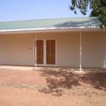 Accommodation Block
