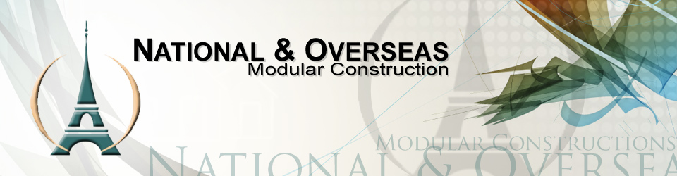 Modular Homes | National & Overseas | Modular Construction